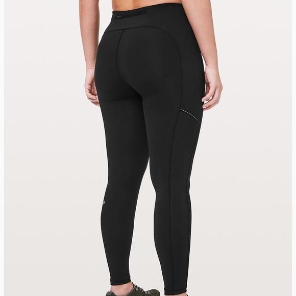 8340f9f7ac172f lululemon athletica Pants | Lululemon Speedup Tight Black | Poshmark